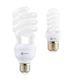 Лампы компактные люминесцентные (КЛЛ) энергосберегающие
